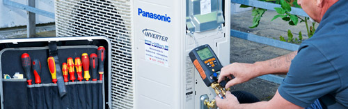 Klimaanlagen für Privathäuser und Büros
